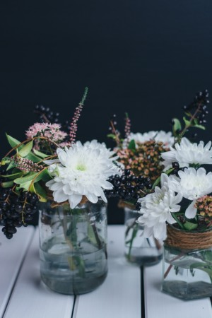 Babie lato, kwiaty, florystyka, dekoracje, rustykalnie